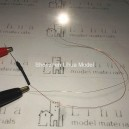 SMD LED with copper wire&R